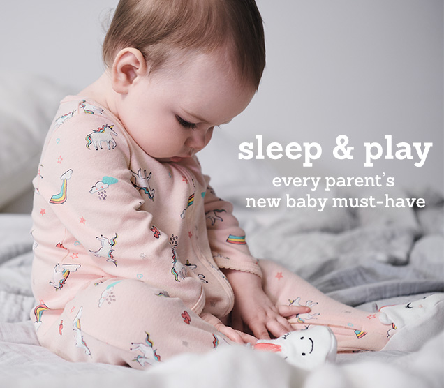 Sleep & play | Every parent's new baby must-have